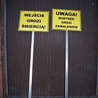 tablice wrocław