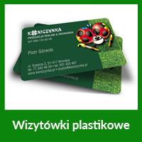 wizytówki plastikowe wrocław