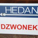 Hedan tabliczki Wrocław