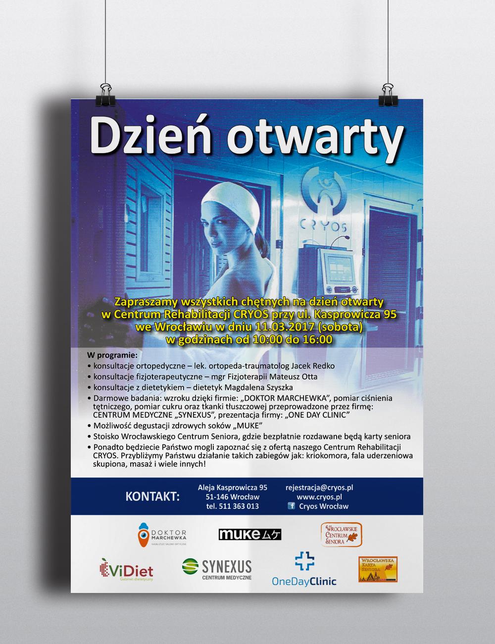 Plakaty Wrocław Koniczynka Produkcja Reklam Drukarnia