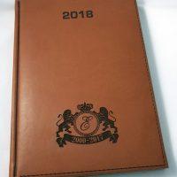 kalendarze książkowe 2018
