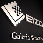 Litery przestrzenne Wrocław Galeria Wrocław