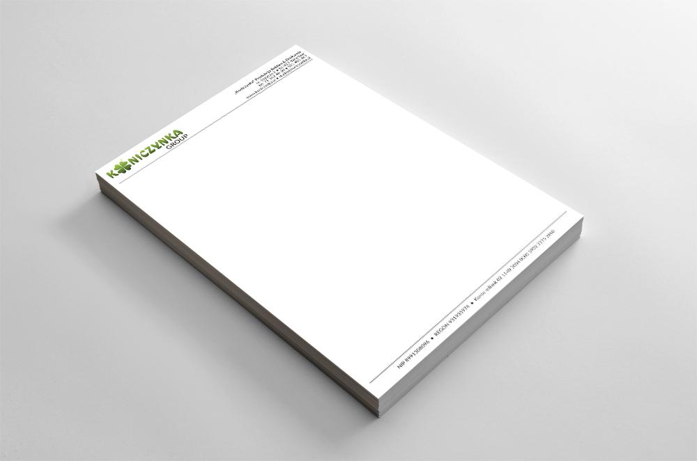 papier firmowy wrocław