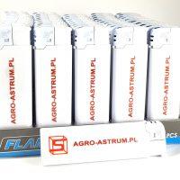 Agro-Astrum Zapalniczki reklamowe z nadrukiem